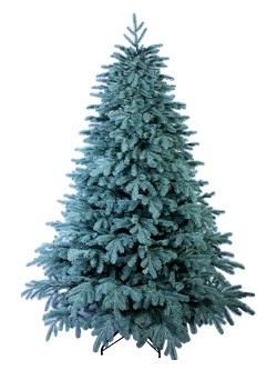 Новогодние елки литые