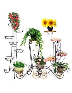 Ковані підставки під квіти