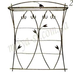 Кованая подставка для зонтов 2/комплект