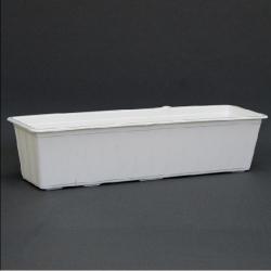 Балконный ящик Агро 80 белый