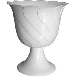 Горшок пластиковый Газон тюльпан 20