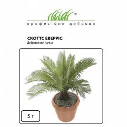 Удобрение Скоттс ЕВЕРРИС удобрение для пальм