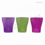 Орхідейниця скляна К14.001.09 кольорова  MIX 1
