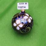 Новогодняя игрушка Т027/04 шар 80