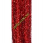 Новогодняя мишура Д2/н красный